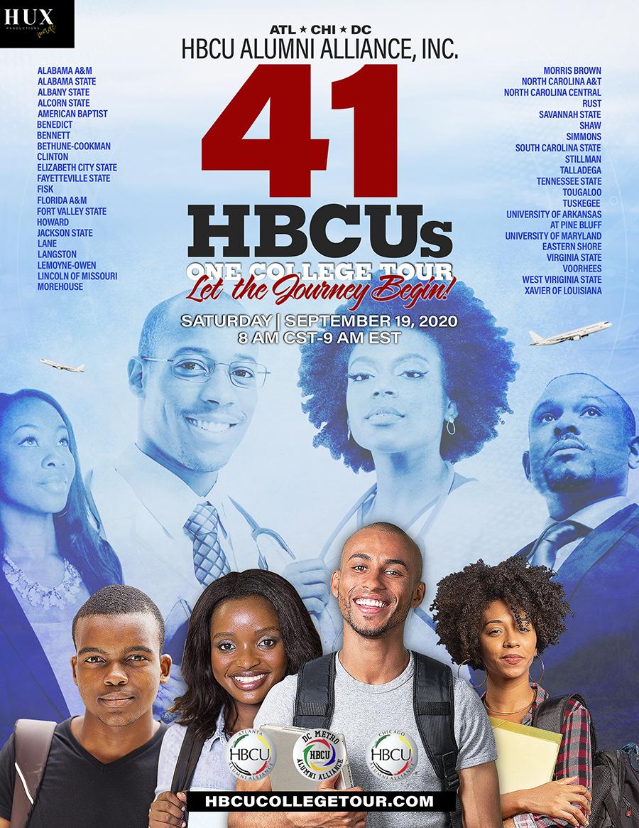 HBCU College Tour 9.19.2020
